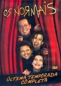 Os Normais (3ª Temporada) - Poster / Capa / Cartaz - Oficial 1