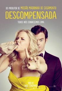 Descompensada - Poster / Capa / Cartaz - Oficial 1