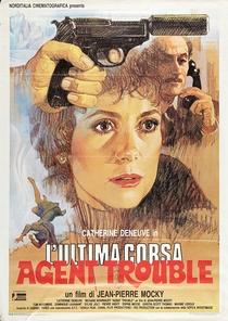 Agente Problema - Poster / Capa / Cartaz - Oficial 2