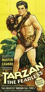 Tarzan – O Destemido - Poster / Capa / Cartaz - Oficial 3