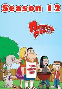 American Dad! (12º Temporada) - Poster / Capa / Cartaz - Oficial 1