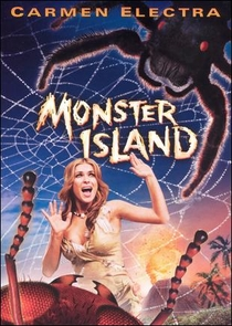Monster Island - Poster / Capa / Cartaz - Oficial 1