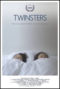 Twinsters - Poster / Capa / Cartaz - Oficial 2