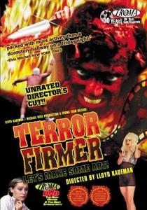 Um Terror de Equipe - Poster / Capa / Cartaz - Oficial 1