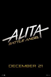 Alita: Anjo de Combate - Poster / Capa / Cartaz - Oficial 2