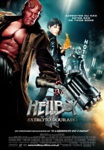 Hellboy II: O Exército Dourado - Poster / Capa / Cartaz - Oficial 6