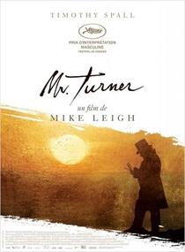 Sr. Turner - Poster / Capa / Cartaz - Oficial 2