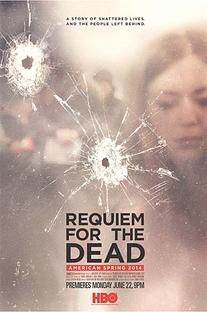 Réquiem Pelos Mortos: Primavera Americana - Poster / Capa / Cartaz - Oficial 1