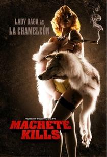 Machete Mata - Poster / Capa / Cartaz - Oficial 4