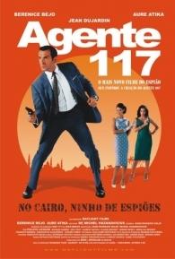 Agente 117- Uma Aventura no Cairo - Poster / Capa / Cartaz - Oficial 1