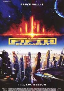 O Quinto Elemento - Poster / Capa / Cartaz - Oficial 12