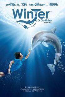 Winter, O Golfinho 2 - Poster / Capa / Cartaz - Oficial 7