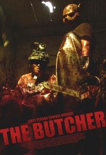 The Butcher - Poster / Capa / Cartaz - Oficial 2