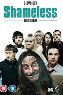 Shameless UK (8ª Temporada) - Poster / Capa / Cartaz - Oficial 1