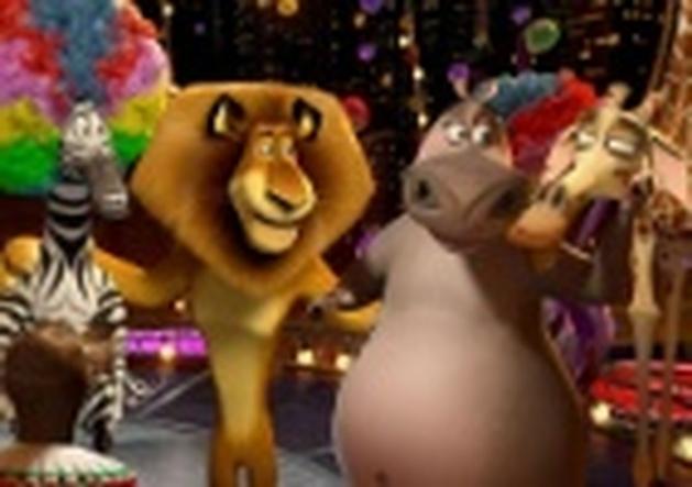 """Animação """"Madagascar 3"""" lidera bilheterias nos EUA"""