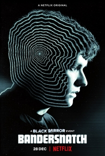 Black Mirror: Bandersnatch - Poster / Capa / Cartaz - Oficial 1