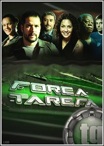 Força-Tarefa (1ª Temporada) - Poster / Capa / Cartaz - Oficial 1