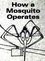 How a Mosquito Operates - Poster / Capa / Cartaz - Oficial 1
