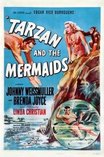 Tarzan e as Sereias - Poster / Capa / Cartaz - Oficial 1