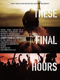 As Horas Finais - Poster / Capa / Cartaz - Oficial 5