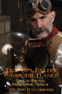 Prof Tom Foolery Saves the Planet! - Poster / Capa / Cartaz - Oficial 1