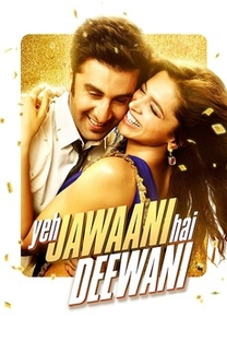 Yeh Jawaani Hai Deewani - Poster / Capa / Cartaz - Oficial 5