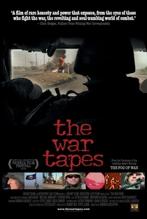The War Tapes - Poster / Capa / Cartaz - Oficial 1