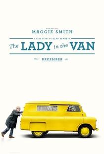 A Senhora da Van - Poster / Capa / Cartaz - Oficial 2