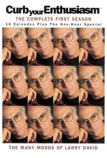 Curb Your Enthusiasm (1ª Temporada) - Poster / Capa / Cartaz - Oficial 2