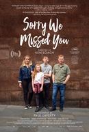 Você Não Estava Aqui (Sorry We Missed You)