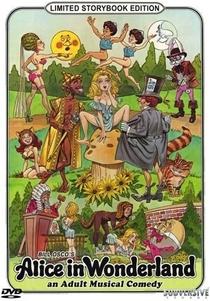 Alice no País das Maravilhas Eróticas - Poster / Capa / Cartaz - Oficial 1