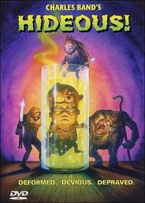 Hideous! - Criaturas Do Mal - Poster / Capa / Cartaz - Oficial 3
