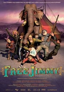 Free Jimmy - Poster / Capa / Cartaz - Oficial 1