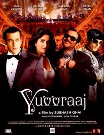 Yuvvraaj - Poster / Capa / Cartaz - Oficial 2
