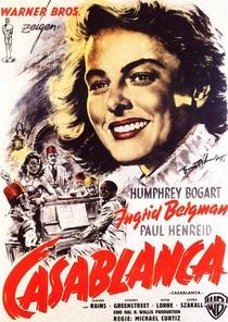 Casablanca - Poster / Capa / Cartaz - Oficial 15