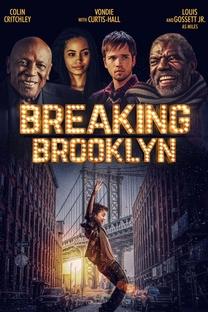 Breaking Brooklyn - Poster / Capa / Cartaz - Oficial 2