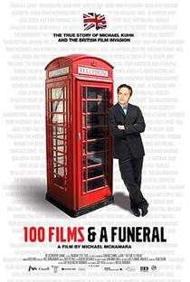 100 Filmes e Um Funeral - Poster / Capa / Cartaz - Oficial 1