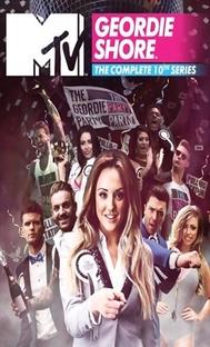 Geordie Shore (10ª Temporada) - Poster / Capa / Cartaz - Oficial 1