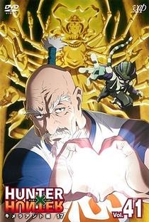 Hunter x Hunter II (Arco 6: Formigas Quimera) - Poster / Capa / Cartaz - Oficial 8