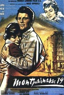 Os Amantes de Montparnasse - Poster / Capa / Cartaz - Oficial 3