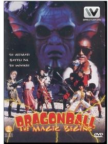Dragon Ball: O Início da Magia - Poster / Capa / Cartaz - Oficial 3