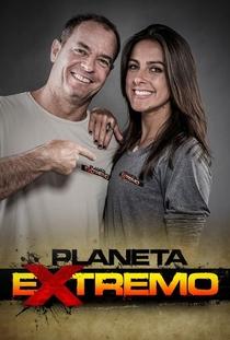 Planeta Extremo - Poster / Capa / Cartaz - Oficial 2