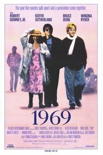 1969 -  O Ano Que Mudou Nossas Vidas - Poster / Capa / Cartaz - Oficial 1