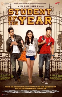 Student of the Year - Poster / Capa / Cartaz - Oficial 7