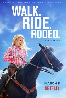 Andar Montar Rodeio: A Virada de Amberley - Poster / Capa / Cartaz - Oficial 1