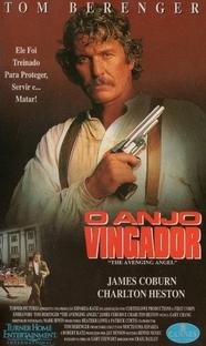 O Anjo Vingador - Poster / Capa / Cartaz - Oficial 2