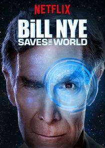 Bill Nye Saves the World (2ª Temporada) - Poster / Capa / Cartaz - Oficial 1