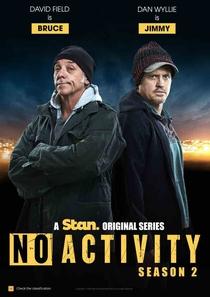 No Activity (2ª Temporada) - Poster / Capa / Cartaz - Oficial 2