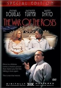 A Guerra dos Roses - Poster / Capa / Cartaz - Oficial 3