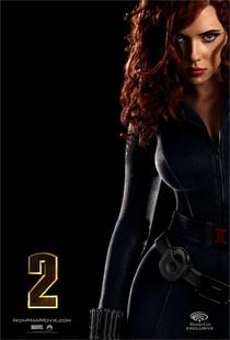 Homem de Ferro 2 - Poster / Capa / Cartaz - Oficial 6